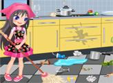 Игра Время уборки - Ночная Вечеринка