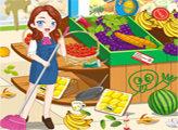 Игра Время уборки! Супермаркет