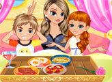 Игра Завтрак для мамы