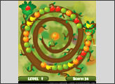 Игра Fruit Twirls