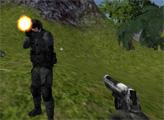 Игра Армия спасения: Остров