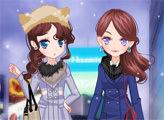 Игра Зимний Токио