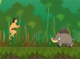 Игра Спасение в джунглях