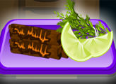 Игра Кулинарный дом Диди 35 - Долма