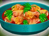 Игра Кулинарный дом Диди 27 - Курица с паприкой