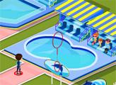 Игра Дельфиний парк - новый остров