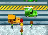 Игра Пешеходный переход