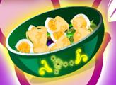 Игра Кулинарный дом Диди 6 - салат и сладости