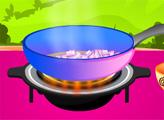 Игра Кулинарный дом Диди 13 - первый эксперимент малышки шеф-повара