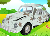 Игра Модный автомобиль