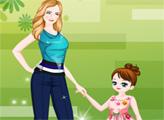 Игра Мать и дочь
