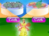 Игра Кулинарный дом Диди 22 - рецепты воздушного ангела