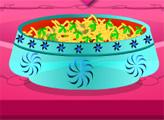 Игра Овощной бирияни