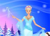 Игра Зимняя принцесса
