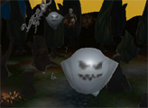 Игра Хэллоуин - нашествие приведений