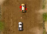 Игра Гонка по грунтовой дороге