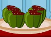Игра Фантастический повар: фаршированные перцы