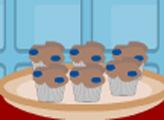 Игра Фантастический повар 8: Черничные маффины