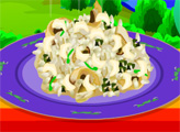 Игра Ризотто с грибами