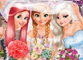 Игра Невеста и подружки невесты