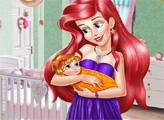 Игра Ариэль украшает детскую комнату