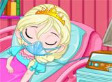 Игра Эльза после операции