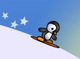 Игра Penguin Skate 2