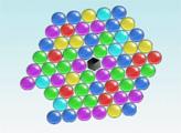 Игра Крутящиеся пузыри