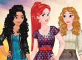 Игра Художественные курсы для принцессы