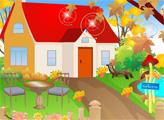Игра Осенний сад
