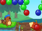 Игра Бобровые пузыри