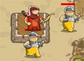 Игра Защита от крестоносцев