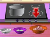 Игра Томатный суп с ветчиной