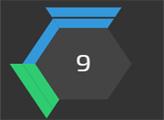 Игра Цветной шестигранник