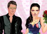 Игра Романтическое свидание Анджелины и Брэда