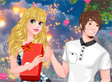 Игра Невероятное свидание принцессы