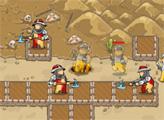 Игра Защита от крестоносцев: Новые уровни