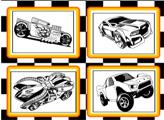 Игра Раскраска автомобилей