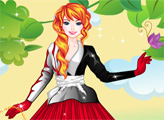 Игра Цветочные платья