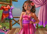 Игра Экзотическая девушка