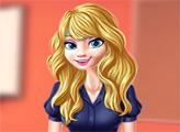 Игра Эльза - модель обложки