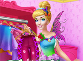 Игра Костюмер Феи Принцессы 2