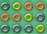 Игра Замороженные пончики