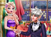 Игра Ледяная королева - свадебное предложение
