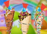 Игра Домашнее мороженое