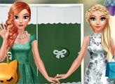 Игра Сестры: Модный гардероб