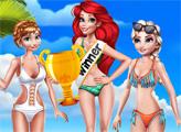 Игра Конкурс купальников