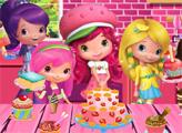 Игра Шарлотта Земляничка: Вкусный бутик