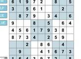 Игра Sudoku Toba