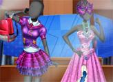 Игра Модный бутик для супер звезд